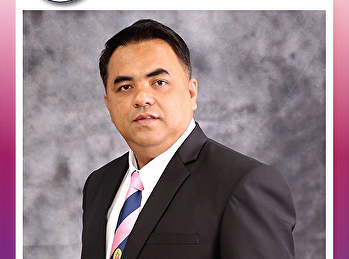 Asst. Prof. Dr. Komson Sommanawat appointed as Acting President for Nakhonpathom Campus, Suan Sunandha Rajabhat University, which was from 17 November 2020 onwards.